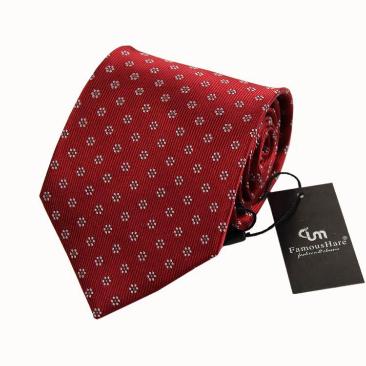 Excellent Silk tie for men Italian Silk Necktie