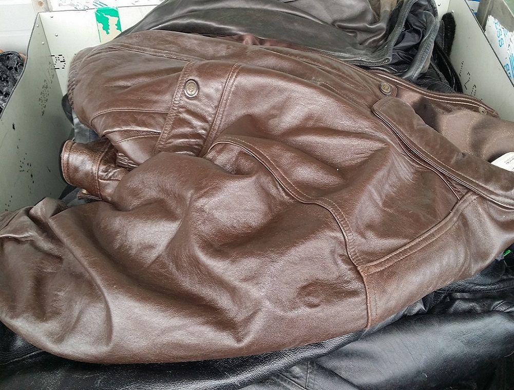 Used Jackets
