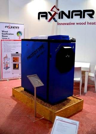 Wood heating system