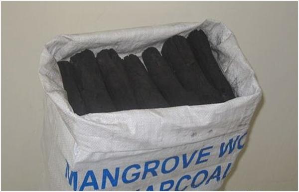100% Natural Mangrove Wood Charcoal