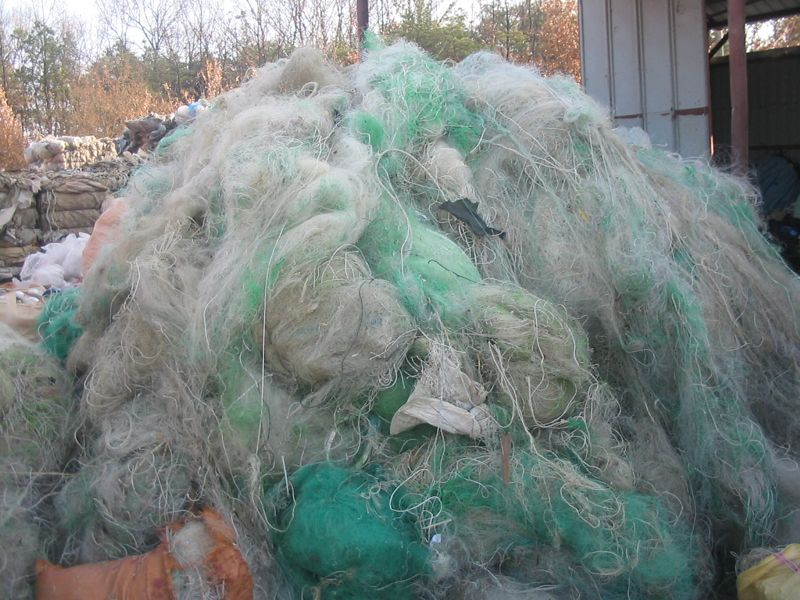 High Qaulity Nylon Fish Net Scrap