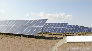 Solar photovoltaic water pump system