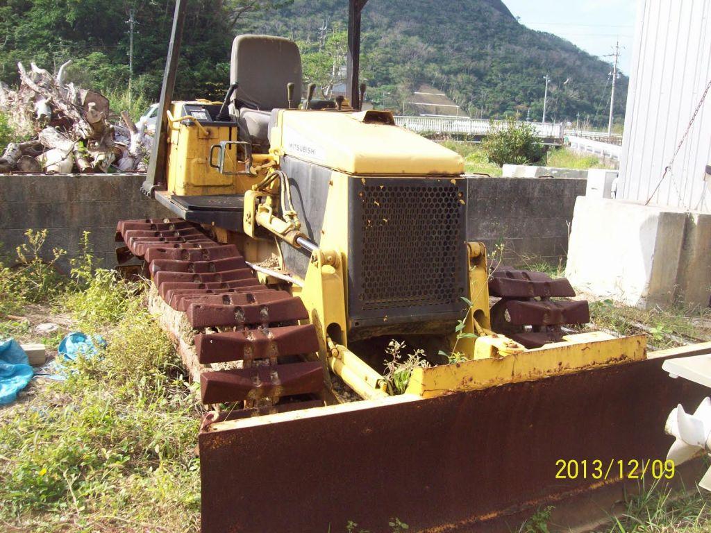 Used BD2H Bulldozer 1995