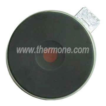 Thermostat Electric Hot plate With Spira Resistive Wire