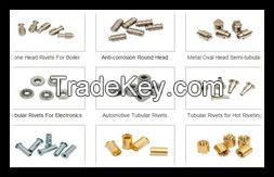 Sell The Different Kinds Of Rivets