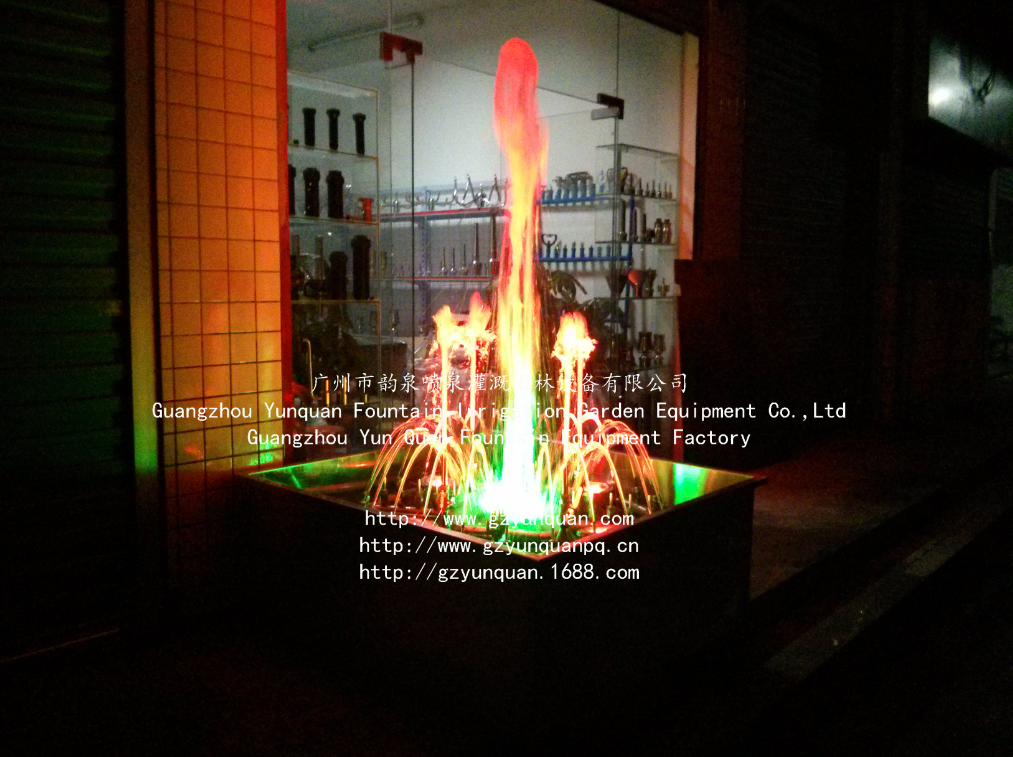 Musical Fountain / programmable fountain / wave light fountains / small musical fountain
