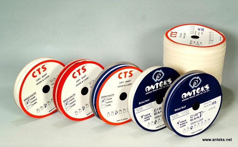 Hook and Loop Velcro Tape Self Adhesive CTS ANTEKS