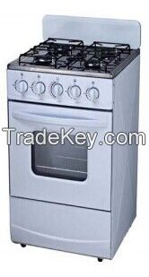 freestanding gas stove with oven