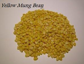 Yellow mung bean