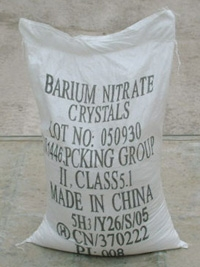 CUSTOMIZE electronic chemical of Barium Nitrate