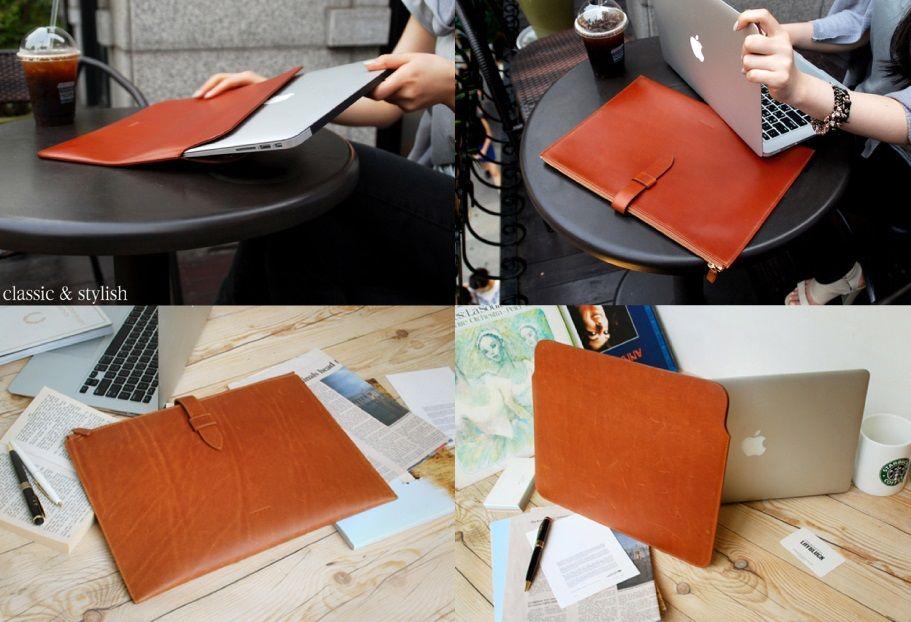 Fine Leather Clutch