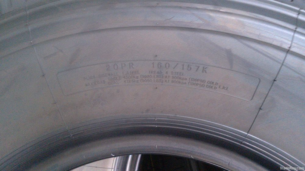 Truck Tire       12.00R24      WS188       TBR Tire