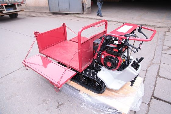 power mini wheel loader mini dumper