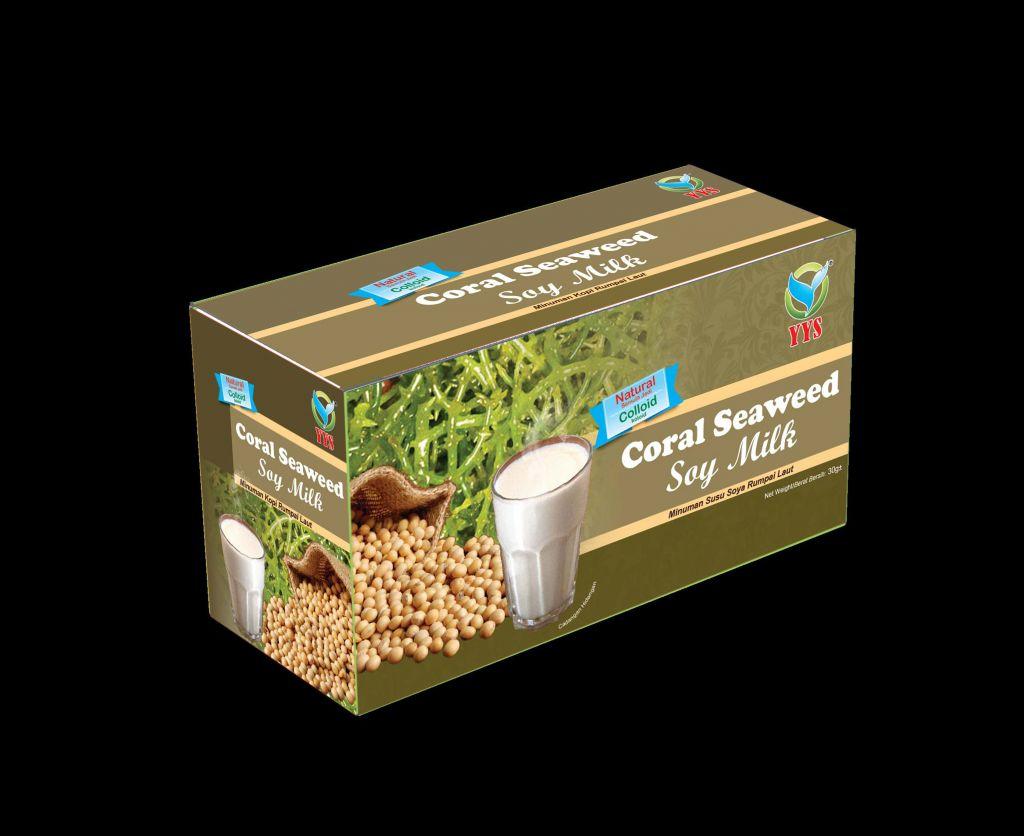 Instant Natural Seaweed Soy Milk