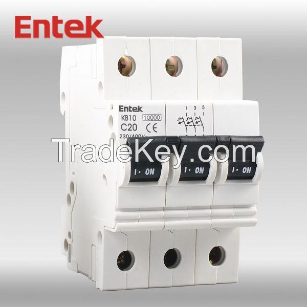Miniature Circuit Breaker CE 3P 6A MCB (CB certification)