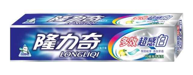 120g total care whitening toothpaste