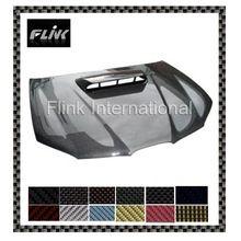 Carbon fiber Car Hood For Subaru WRX GDB