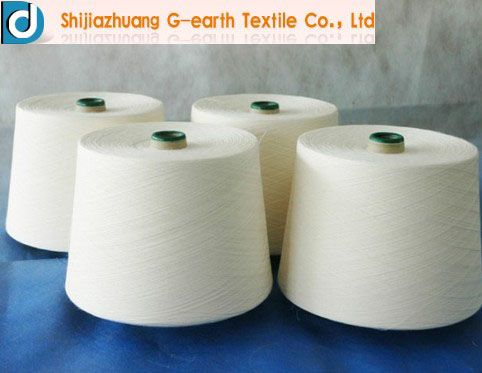 Close Virgin Polyester Spun Yarn