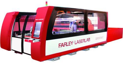 CONTOUR DM Serial CNC Laser Cutting Machine