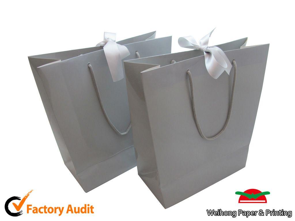 Latest Custom Paper Gift Bag