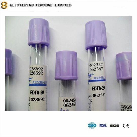 Vacutainer EDTA tube