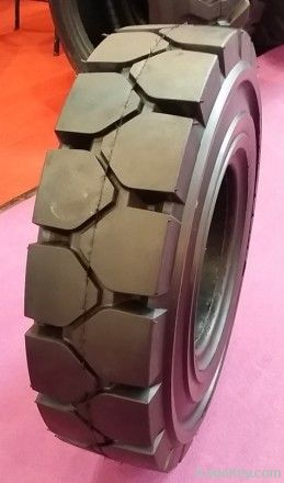 8.25-15 pneumatic solid tires
