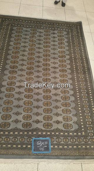 Pakistani Handmade Rugs with All Sizes