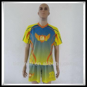 14 New Design Custom Full Sublimation Kids Soccer Jersey Set,team Children Football Uniforms