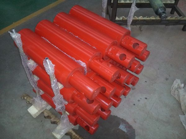 manufacturing hydraulic cyinder according to drawing sheet or samples