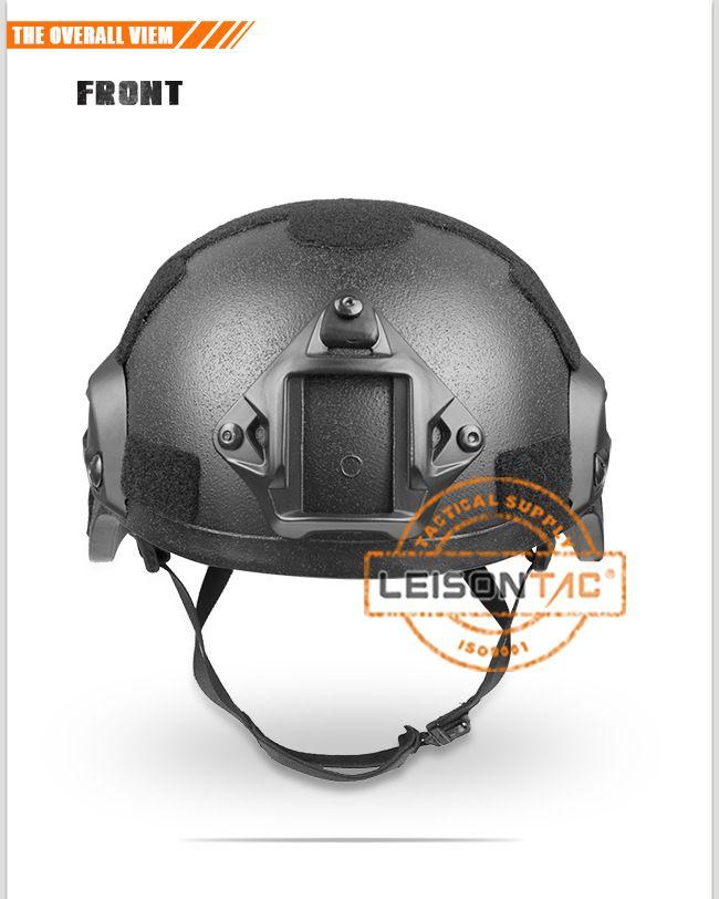 Ballistic Helmet Meet USA Standard NIJ IIIA Superior Quality