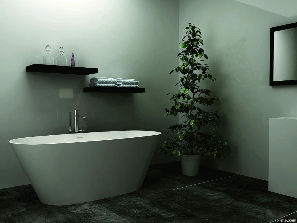 bathroom freestanding bathtub