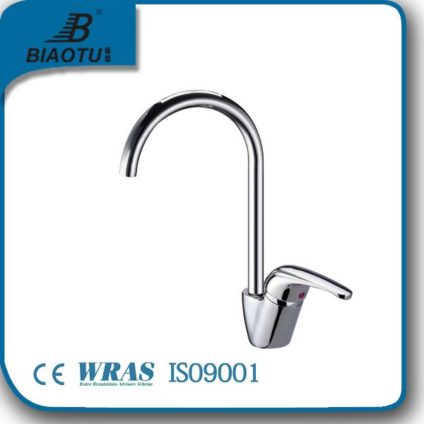 2014 single lever brass kitchen faucets basin mixers sink tap