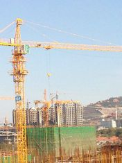 Sell Tower Crane QTZ125 High quality Construction And Building  180m