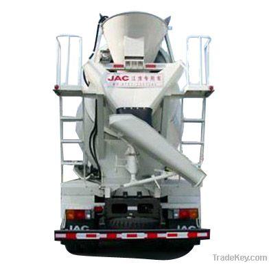 mixer truck 8cbm