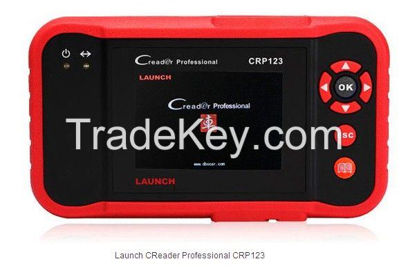 Launch CReader Professional 123 Original CRP123