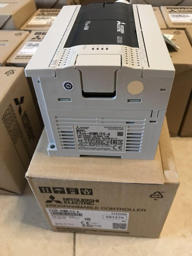 PLC MITSUBISHI FX3G SERIES