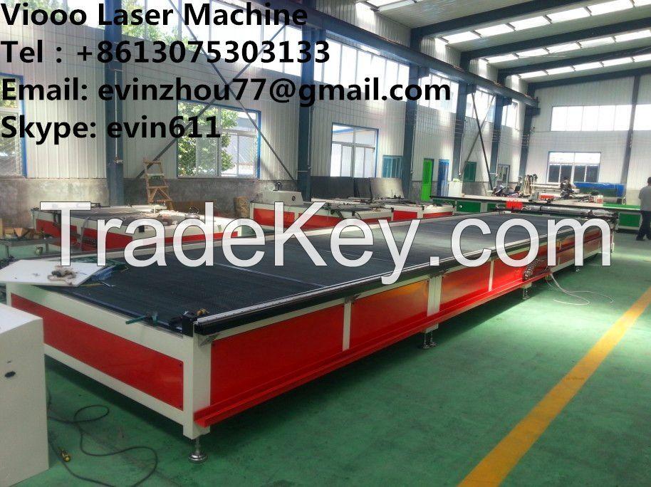 Garment laser cutting equipment