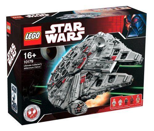 Lego Ultimate Millennium Falcon Star Wars Set 10179 UCS