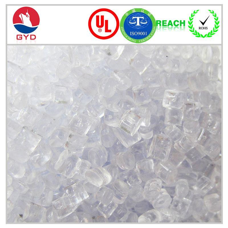 Gangyangda PC: transparent, low halogen, flame retardant PC
