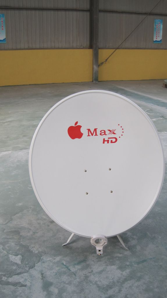 ku band 60/75/80/90cm satellite dish antenna