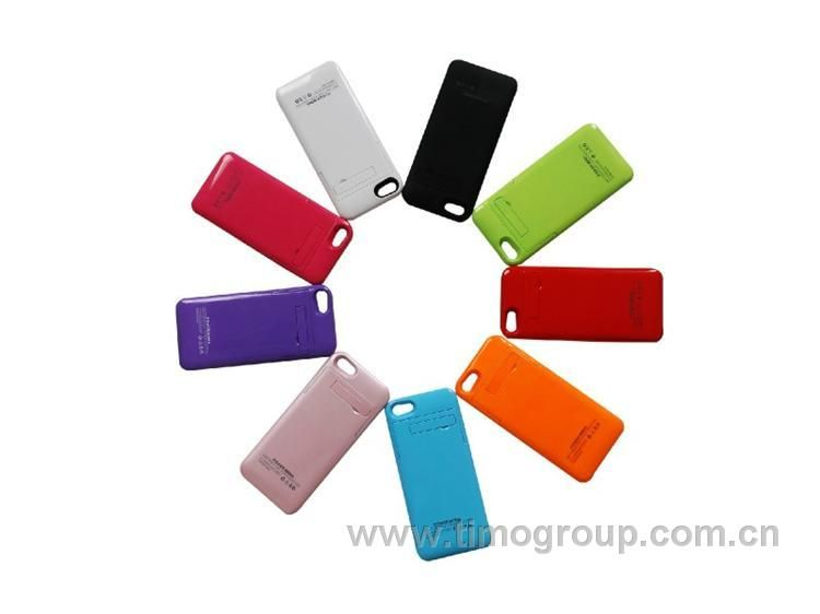 lattest for iphone5s 2200mAh battery case