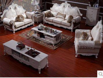 Hotel Sofas Set