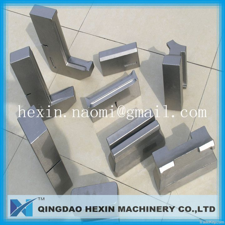 heat treatment fixtures
