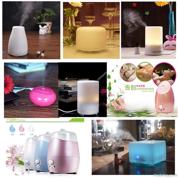 wholesale Mist Cooler Ultrasonic Aromatherapy Air Humidifier