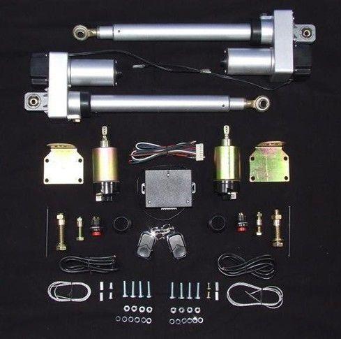 Remote Control Vertical Door Kits