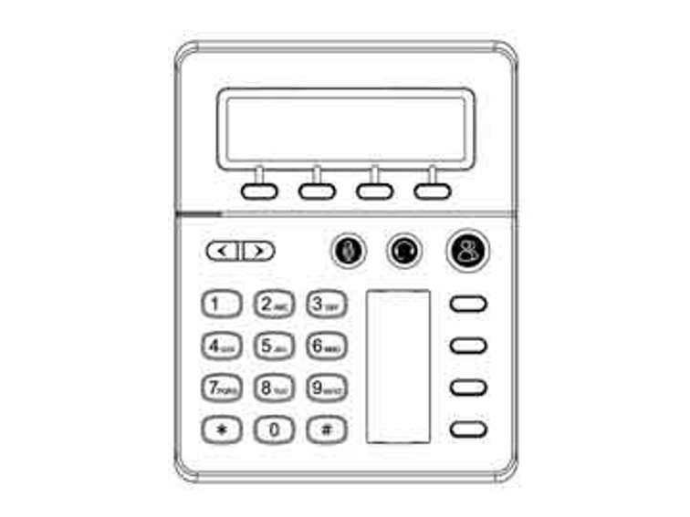 ATCOM AT800DP Call Center SIP VoIP IP Phone HD Voice LCD RJ9 3.5mm LAN support POE