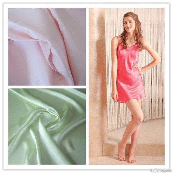 100% silk satin fabric