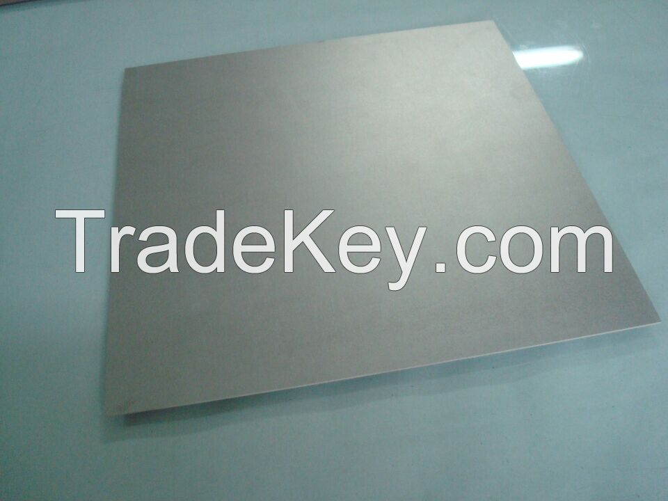 high quality tungsten sheet plate for sale