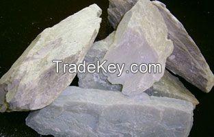 talc lumps/powder