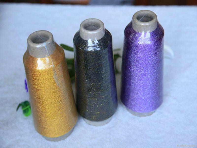 MHS type metallic yarn lurex  for weaving, kniting